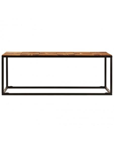 21 d. Lauko sofų komplektas, poliratanas, WPC, juodas | Lauko Baldų Komplektai | duodu.lt