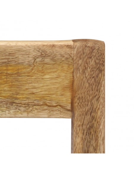 Viena ant kitos sudedamos lauko kėdės, 2vnt., tikmedis  | Lauko Kėdės | duodu.lt
