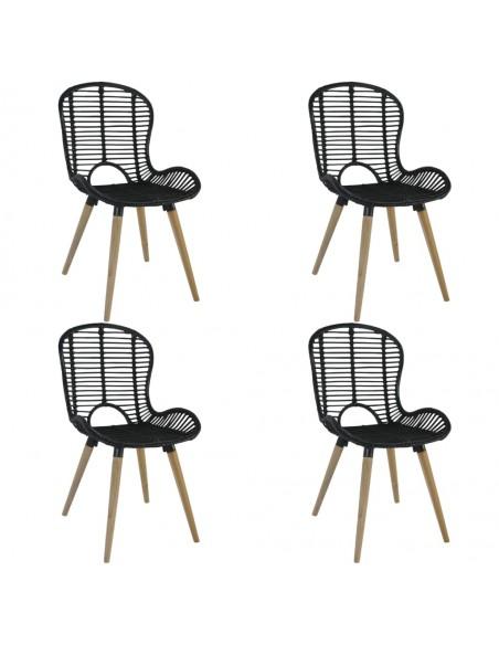 Sodo kėdės pagalvėlės, 4vnt., kreminės sp., 120x50x3cm | Kėdžių ir Sofos Pagalvėlės | duodu.lt