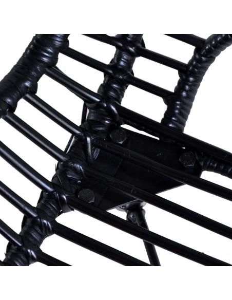 Sodo kėdės pagalvėlės, 2vnt., mėlynos, 120x50x3cm | Kėdžių ir Sofos Pagalvėlės | duodu.lt