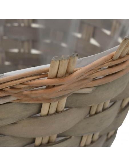 Pagalvėlė sodo suoliukui, kreminė, 180x50x3cm | Kėdžių ir Sofos Pagalvėlės | duodu.lt
