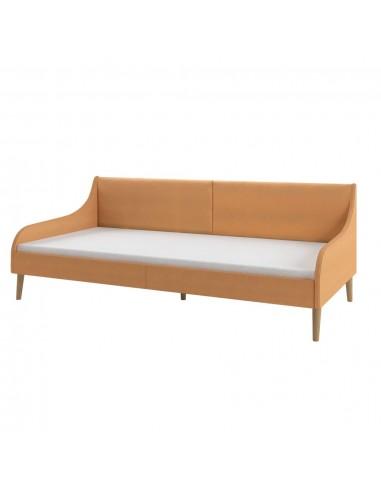 Sofos-lovos rėmas, audinys, oranžinis   Sofos   duodu.lt