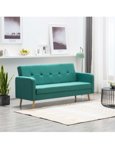 Sofa, audinys, žalia   Sofos   duodu.lt