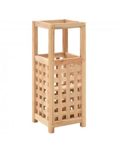 Stovas skėčiams, 18x18x50 cm, riešutmedžio medienos masyvas | Lietsargių stovai ir pakabos | duodu.lt
