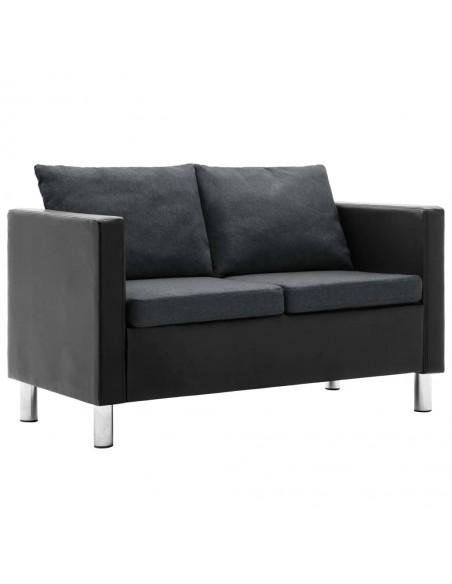 Sodo bistro baldų komplektas, 3d., plastikas, baltas  | Lauko Baldų Komplektai | duodu.lt