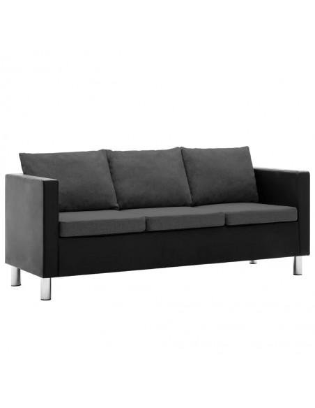 Sodo bistro baldų komplektas, 3d., plastikas, žalias  | Lauko Baldų Komplektai | duodu.lt
