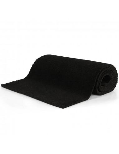 Durų kilimėlis, kokoso pluošt., 17 mm, 190x200 cm, juodas | Durų Kilimėlis | duodu.lt