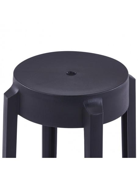 Sodo spintelė su 3 lentynomis, juodos ir pilkos spalvos | Garderobo ir biuro spintelės | duodu.lt