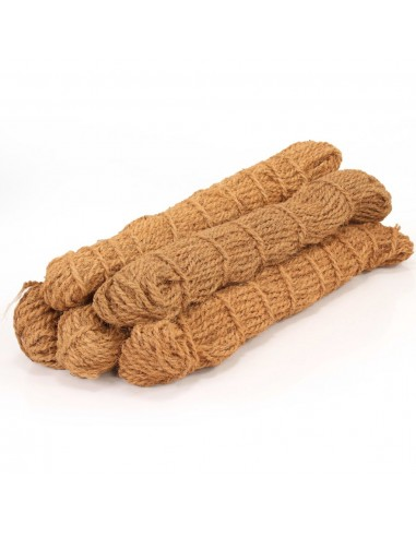 Kokoso pluošto virvė, 10mm, 500m   Virvės ir Lynai   duodu.lt