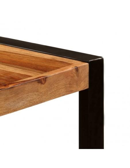 Lauko valg. baldų kompl., 7d., poliratanas ir akacijos med. | Lauko Baldų Komplektai | duodu.lt