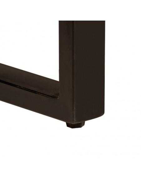 Lauko bistro baldų kompl., 5d., poliratanas, pilkas | Lauko Baldų Komplektai | duodu.lt