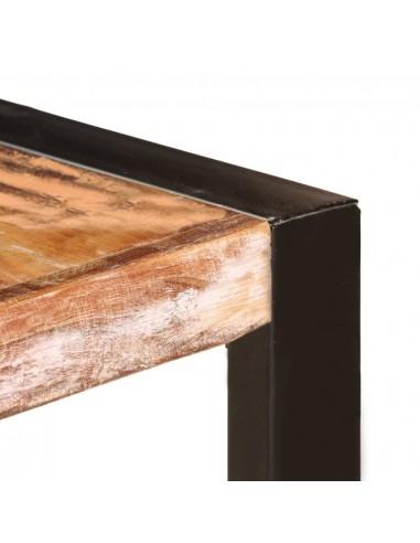 Saulės gultas, tvirta akacijos mediena, 190x60x51cm, rudas | Šezlongai | duodu.lt