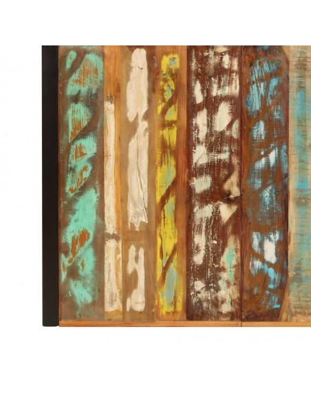 Lauko valgomojo komplektas, 13d., poliratanas, rudas ir pilkas | Lauko Baldų Komplektai | duodu.lt