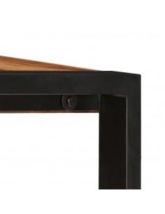 Sodo sofos komplektas, 13d., polirat., juoda ir tams. pilk. sp. | Lauko Baldų Komplektai | duodu.lt