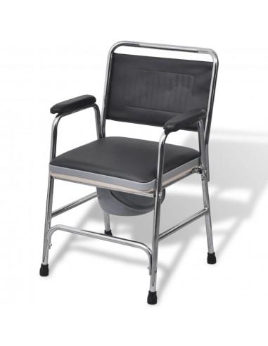 Kėdutė, Plieninė, Juoda   Klozetų ir bidė sėdynės   duodu.lt
