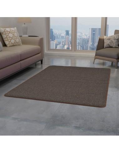 Dygsniuotas kilimėlis, 120x180cm, rudas  | Kilimėliai | duodu.lt