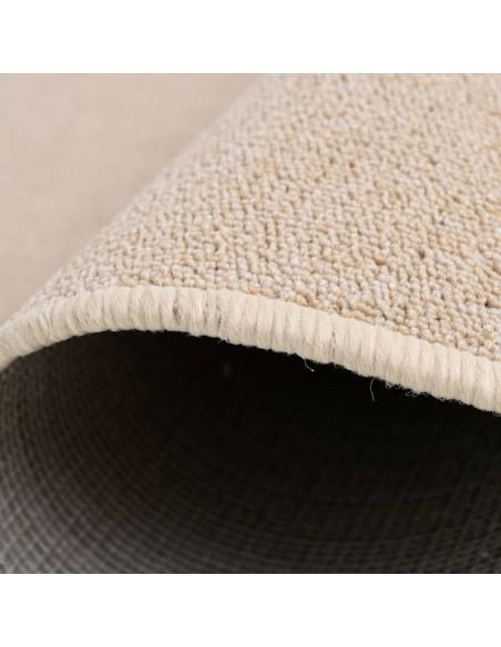 Pagalvėlių užvalkalai, 4 vnt., lino imitacija, balti, 40 x 40 cm | Dekoratyvinės pagalvėlės | duodu.lt
