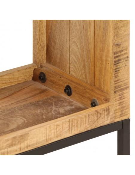 Kosmetinis staliukas su stač. formos besisuk. veidrodžiu, MDF  | Miegamojo Spintelės | duodu.lt