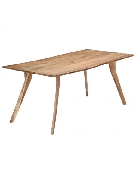 Naktinis staliukas su 2 stalčiais, MDF, baltas    Naktiniai Staliukai   duodu.lt