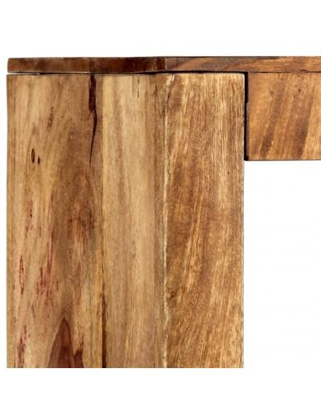 Baro stalai, 4 vnt., su MDF stalviršiu, baltos spalvos  | Virtuvės ir Valgomojo Stalai | duodu.lt