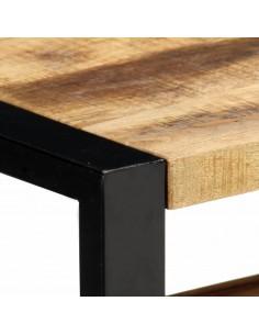 Suoliukas daiktadėžė, 126 x 42 x 75 cm, medinis, baltas | Sandėlio ir Prieangio Suolai | duodu.lt