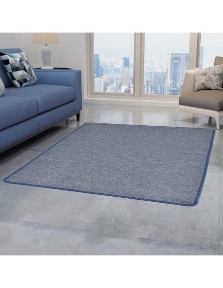 Pagalvėlių užvalkalai, 4 vnt., lino imitacija, terakota, 80 x 80 cm | Dekoratyvinės pagalvėlės | duodu.lt