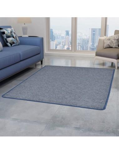 Dygsniuotas kilimėlis, 160x230cm, mėlynas  | Kilimėliai | duodu.lt