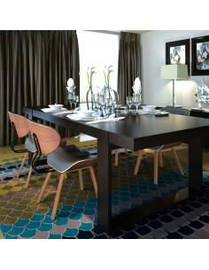 Valgomojo kėdės, 2 vnt., rudos   Virtuvės ir Valgomojo Kėdės   duodu.lt