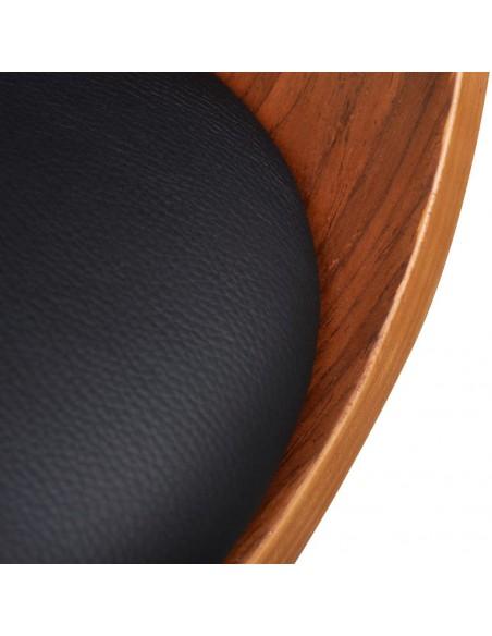 Valgomojo kėdės, 4 vnt., dirbtinė oda, baltos  | Virtuvės ir Valgomojo Kėdės | duodu.lt