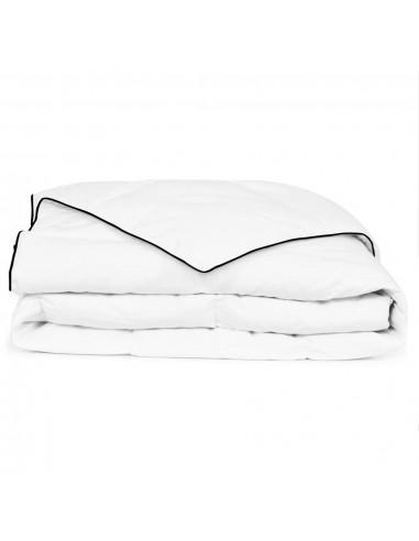 Pūkinė antklodė, žieminė, 200x220cm, balta   Dygsniuotos ir pūkinės antklodės   duodu.lt