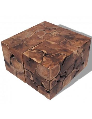 Kėdutės/kavos staliukas, masyvi tikmedžio mediena   Sulankstomos Kėdės ir Taburetės   duodu.lt