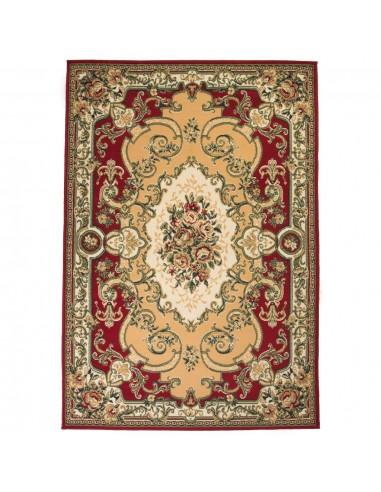 Rytietiškas kilimas, pers. diz., 160x230cm, raud./smėl. sp.   Kilimėliai   duodu.lt