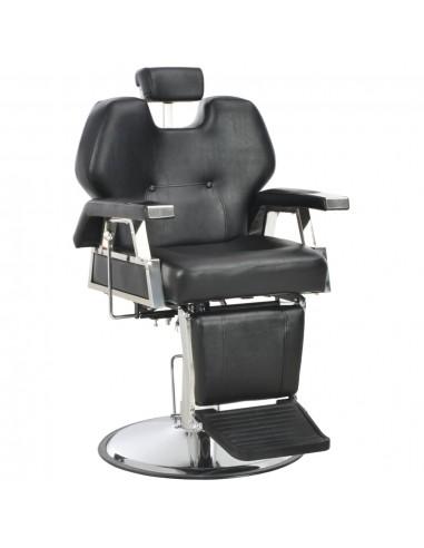 Kirpėjo kėdė, juoda, 72x68x98 cm, dirbtinė oda   Salonų Kėdės   duodu.lt