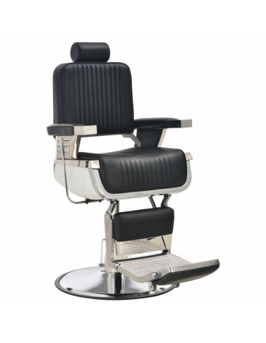 Kirpėjo kėdė, juoda, 68x69x116 cm, dirbtinė oda | Salonų Kėdės | duodu.lt