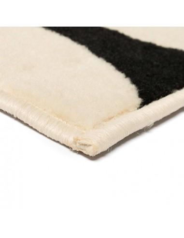 Kilimas 110x150 cm, juodos karvės raštas | Kilimėliai | duodu.lt