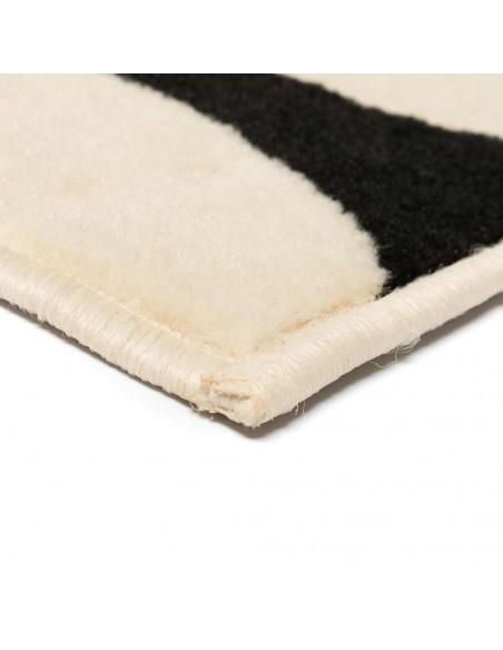 Kilimas 110x150 cm, juodos karvės raštas   Kilimėliai   duodu.lt