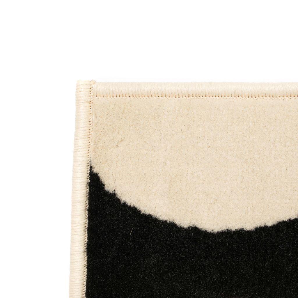 Kilimas 150x220cm, juodos karvės raštas | Kilimėliai | duodu.lt