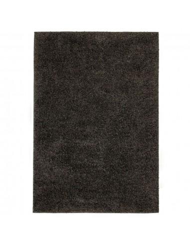 Shaggy tipo kilimėlis, 140x200cm, antracito spalva  | Kilimėliai | duodu.lt