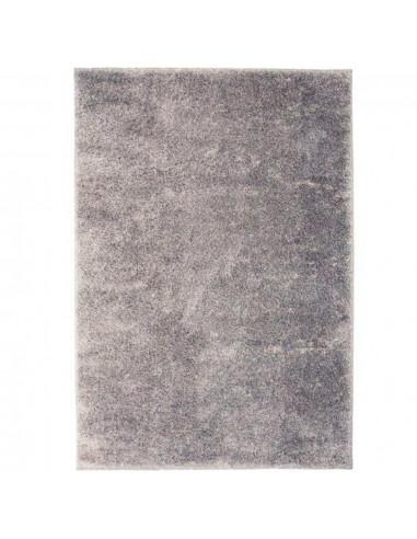 Shaggy tipo kilimėlis, 160x230cm, pilkas  | Kilimėliai | duodu.lt