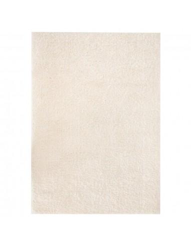 Shaggy tipo kilimėlis, 120x170 cm, kreminės sp.  | Kilimėliai | duodu.lt