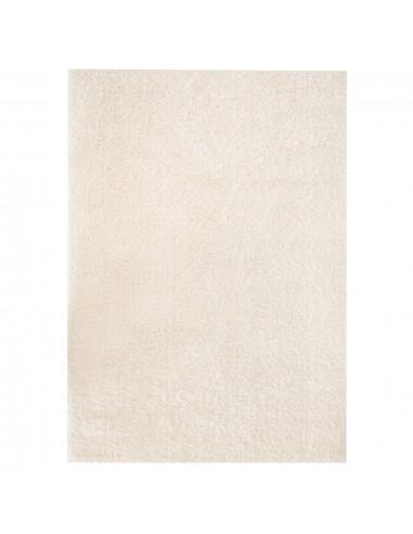 Shaggy tipo kilimėlis, 180x280 cm, kreminės sp.    Kilimėliai   duodu.lt