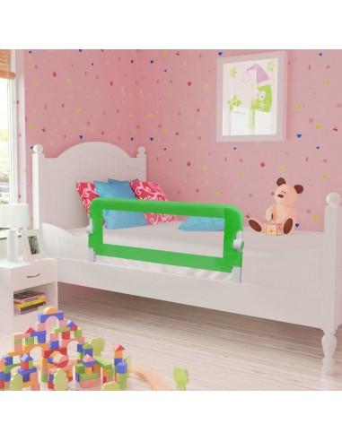 Apsauginiai turėklai kūdikio lovai, 2vnt., žal. sp., 102x42cm   Apsauginiai turėklai kūdikiams   duodu.lt