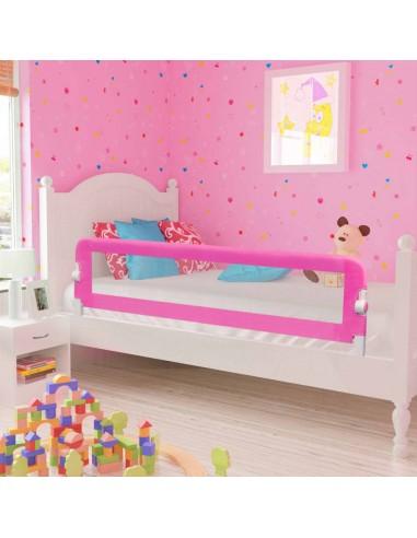 Apsauginiai turėklai kūdikio lovai, 2vnt., 150x42 cm  | Apsauginiai turėklai kūdikiams | duodu.lt