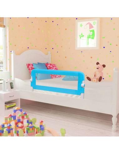 Apsauginiai turėklai kūdikio lovai, 2vnt., mėl. sp., 102x42cm   Apsauginiai turėklai kūdikiams   duodu.lt