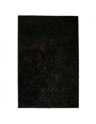 Shaggy tipo kilimėlis, 120x170 cm, juodas  | Kilimėliai | duodu.lt