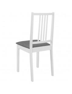 Baro kėdės, 2 vnt., dirbtinė oda, juodos  | Stalai ir Baro Kėdės | duodu.lt