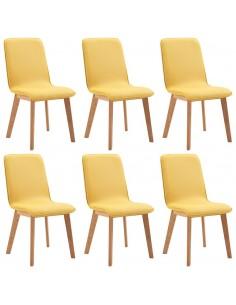 Valgomojo kėdės, 2 vnt., reg. aukštis, pasukamos, baltos  | Virtuvės ir Valgomojo Kėdės | duodu.lt