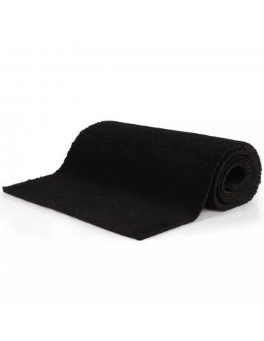 Durų kilimėlis, kokoso pluošt., 24 mm 100x150 cm, juodas | Durų Kilimėlis | duodu.lt