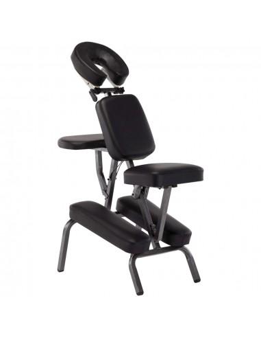 Masažinis krėslas, juodos sp., dirbt. oda, 122x81x48cm   Masažinės Kėdės   duodu.lt