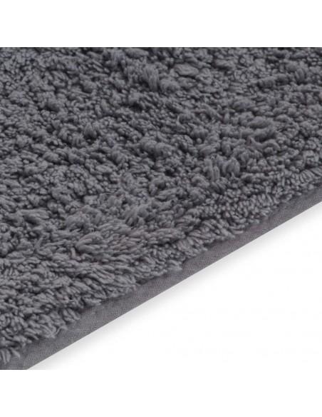 Paklodės, 2 vnt., 180x200 cm, medvilnė, juodos spalvos | Patalynė | duodu.lt